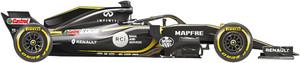 Así es el coche de Renault para el Mundial de F1 de 2018