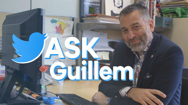 #ASKGUILLEM: Guillem Balagué talks about the Champions League: Whos winning the title?