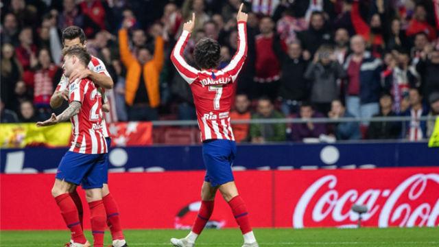 El Atlético alarga su racha ante el Villarreal