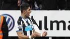 Ayoze juega en el Newcastle