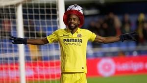 Bakambu deja la Liga y jugará en el fútbol chino