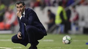 El Barça conquistó un punto de oro ante el Atlético