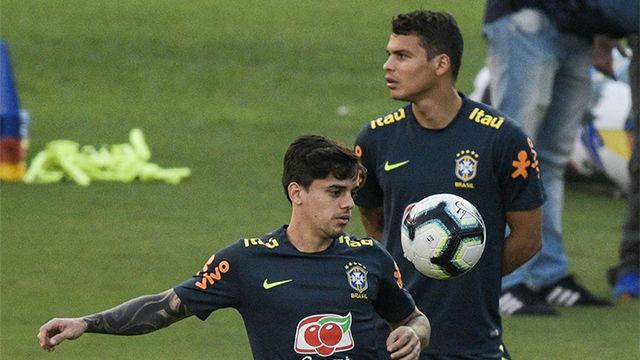 Brasil prepara ya su segundo choque de la Copa América ante Venezuela