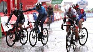 Carapaz es el nuevo líder de La Vuelta
