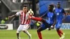 Dembelé pudo ser del Barça el verano pasado y ahora es una estrella con Francia