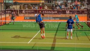 Dos parejas favoritas y dos sorpresas se meten en las semifinales del Open de Suecia