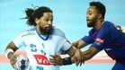 Duarte y N¿Guessam, esta temporada en el Wisla Plock - Barça Lassa