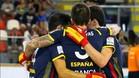 España volvió a golear en hockey patines