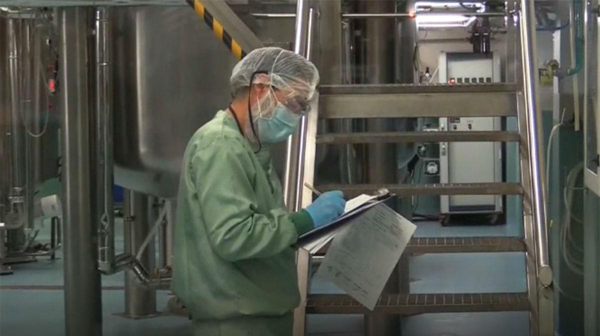 La española Zendal producirá para toda la UE la vacuna de la covid de Novavax