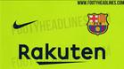 Se filtra la posible segunda camiseta del Barça para la próxima temporada