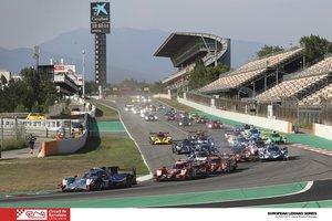 Éxito en el regreso de las European Le Mans Series a Barcelona