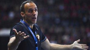 García Parrondo ha hecho campeón de Europa al Vardar