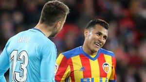 Jeison Murillo será cedido al Barcelona