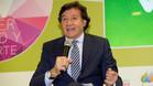José Ramón Lete, presidente del Consejo Superior de Deportes (CSD)