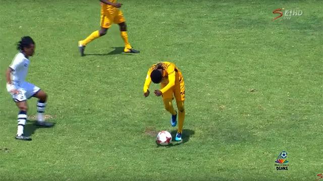 El Kaizer Chiefs protagnoizó unas bochornosas imágenes en un partido de sus categorías inferiores
