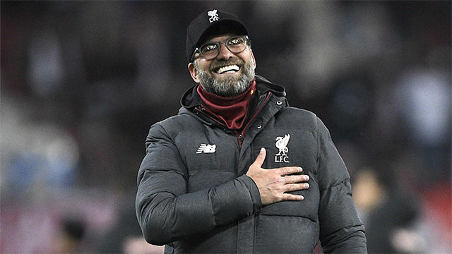 Klopp renueva por el Liverpool hasta 2024