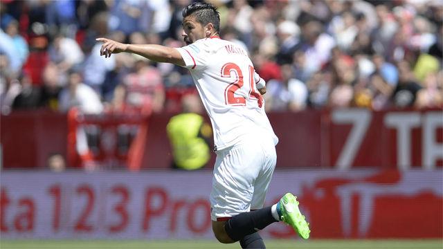 LALIGA | Sevilla - Villarrea (2-2): El partido de Nolito