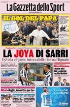 Las portadas de la prensa deportiva el 25 de mayo de 2019