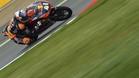 El líder de Moto3, Brad Binder, ganador en Misano