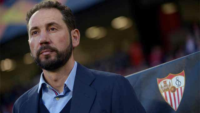 Machín se despide agradecido al Sevilla, a la afición y a los futbolistas