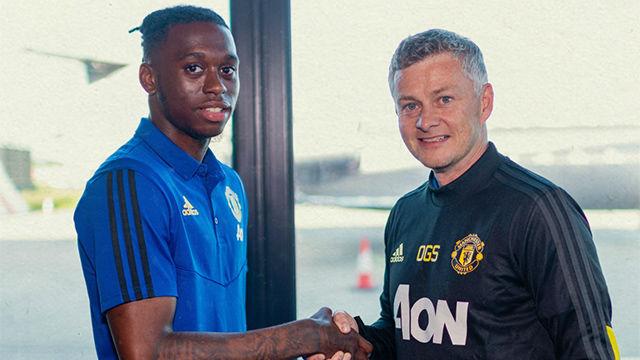 El Manchester United ficha al lateral Wan-Bissaka