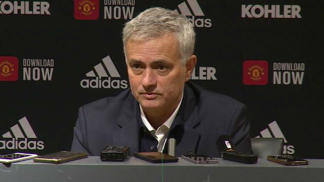 Mourinho habla sobre la posiblidad de contar con Bale