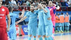 Movistar Inter defenderá el título europeo en la Final Four