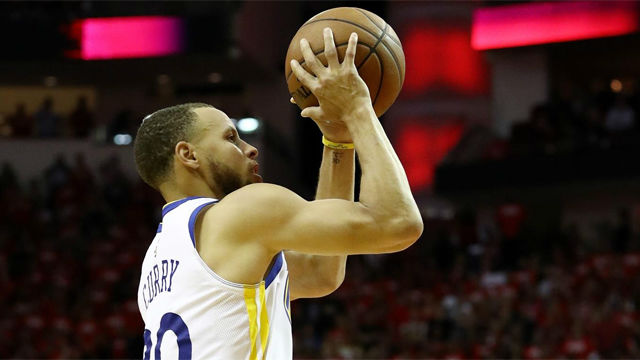 NBA VIDEO | El partidazo de Curry no evita la victoria de los Rockets