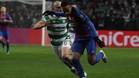 Neymar, ante el Celtic