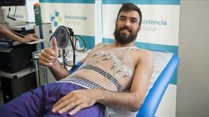 Oriola pasó revisión médica y ya es jugador del Barça