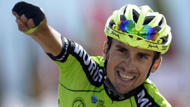 Óscar Rodríguez se destapa en La Camperona y Quintana recupera tiempo