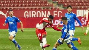 El Oviedo suma una victoria, dos derrotas y un empate en sus partidos recientes