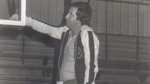 Pablo Casado en su época de entrenador