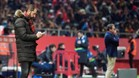 Pablo Machín espera un partido muy complicado ante el colista Las Palmas