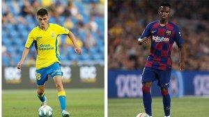 Pedri y Fati, dos grandes talentos; uno es futuro del Barça y el otro, ya es presente