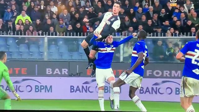 En pleno Clásico, Cristiano vuela para marcar uno de los mejores goles de su carrera