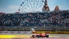 Pole para Vettel en el GP de Rusia