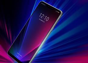 La primera imagen oficial del LG G7 ThinQ
