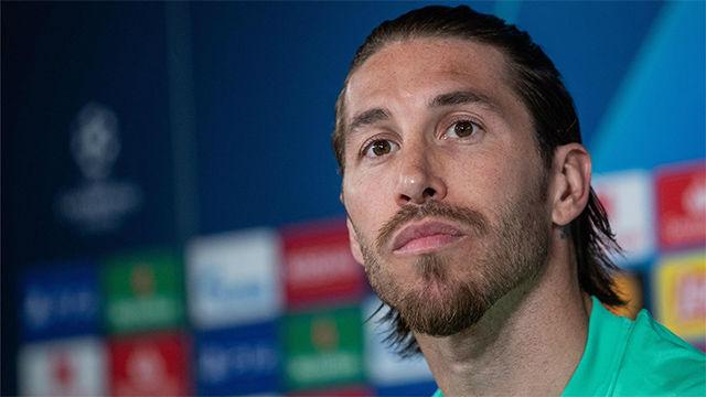Ramos deja clara su intención de renovar con las condiciones del club