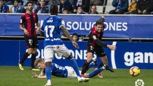 El Real Oviedo acumula tres partidos sin encontrar la victoria