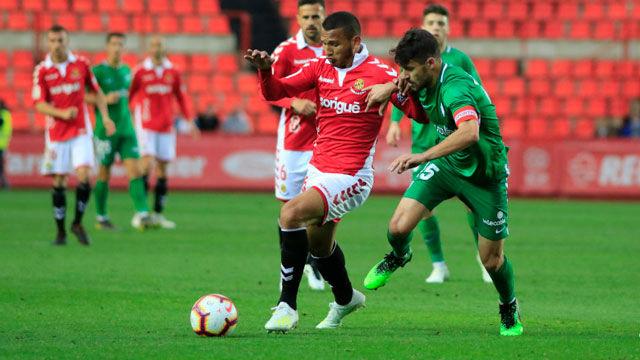 Reparto de puntos entre Nàstic y Sporting