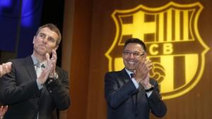 Robert Fernández tiene la lista de los candidatos al banquillo del Barça prácticamente cerrada