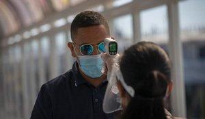 Sanidad informa de un fuerte repunte de muertos por coronavirus en las últimas 24 horas