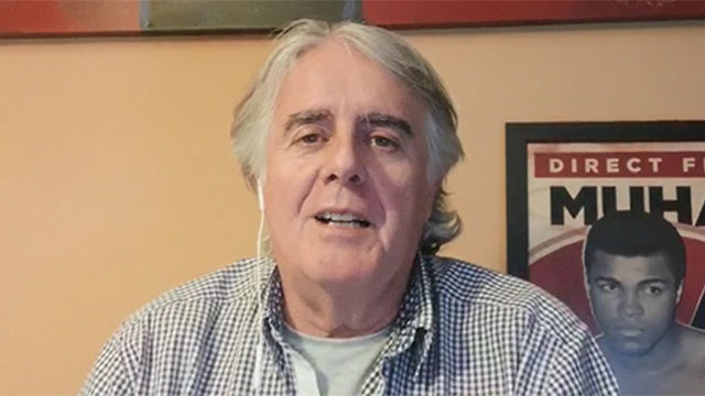 Siro López: Me ha sobrado el codazo de Ramos