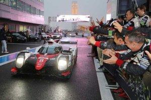 Toyota ya ha ganado cinco veces en Fuji en los últimos seis años