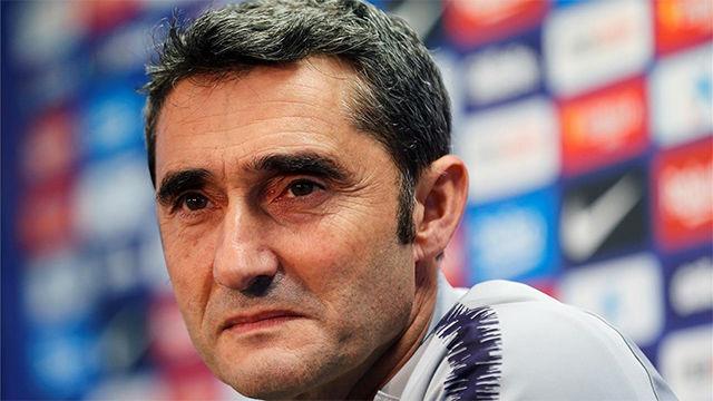 Valverde analizó las variantes que tiene para cubrir el traspaso de Munir