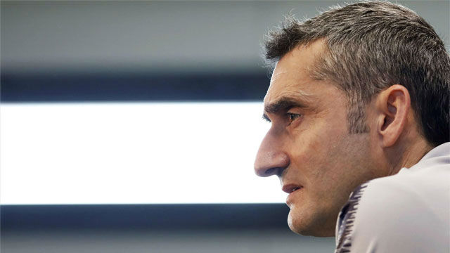 Valverde explicó por qué no llamó a De Jong