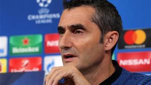 Valverde habló de la posibilidad de contar con Vermaelen