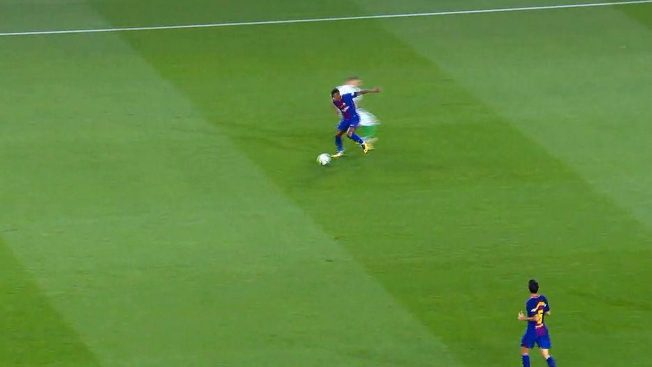 Vídeo resumen: El regate de Semedo que asombró al Camp Nou