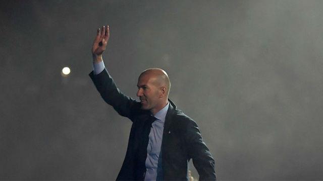 Zidane asegura que no busca entrenar a otro equipo